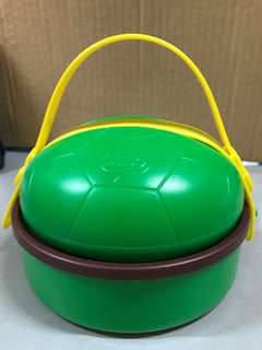 Vintage Milo Lunch Box with Water Bottle