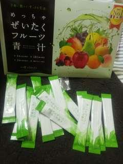 🚚 日本酵素青汁