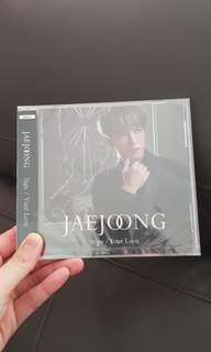 Jaejoong sign your love cd