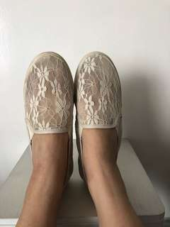 This is April Slip On Shoes