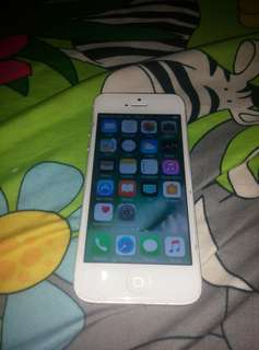 Iphone 5 16gb 4G LTE batangan