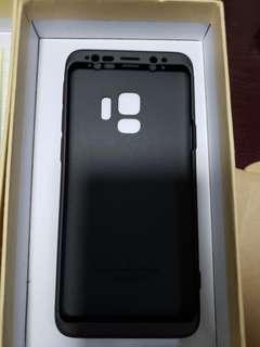 包郵samsung s9 手機殼 電話殼 硬殼 hard case 送鋼化貼 保護貼一張