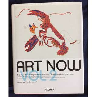 Art Book - ART NOW