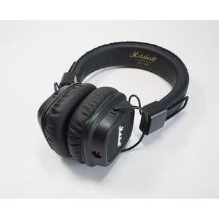 🚚 Marshall Major II Headphone 英國潮流耳機