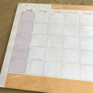 desktop plan ahead planner