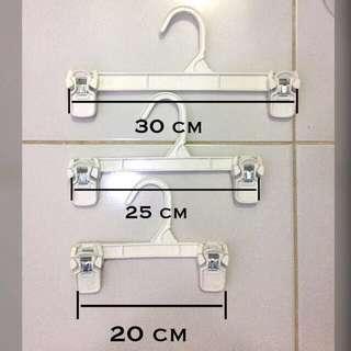 Hanger jepit 30cm/lusin