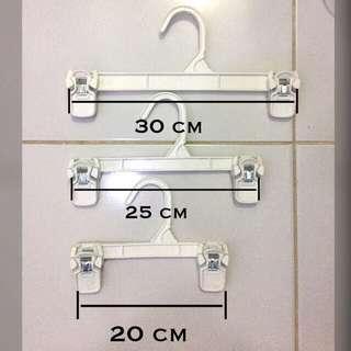 Hanger jepit 20cm/lusin