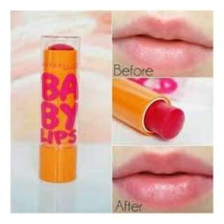 👍 Maybelline New York Baby Lips Moisturizing Lip Balm (Cherry Me #15)