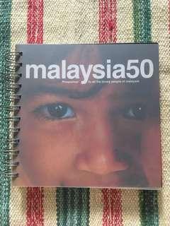 🇲🇾 Malaysia50 Note Book