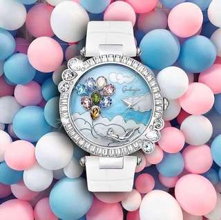 Galtiscopio The Balloon Balloon Timepiece Watch