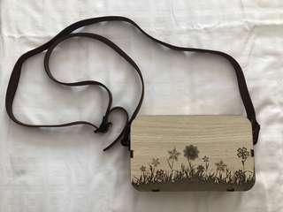 Wood Carve Bag