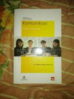 Buku Ilmu Komunikasi - Afdjani