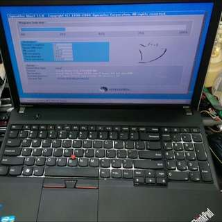 🌟IBM Thinkpad e530 15""
