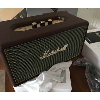 Marshall Stanmore Bluetooth Speakers