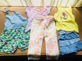 Lot of clothes for 7-8 yrs old girl