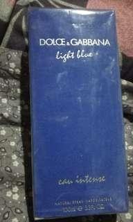 Dolce and Gabbanna Light Blue U.S Tester 100ml