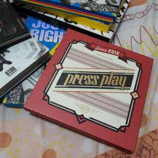 BTOB - Press Play (2nd Mini Album)
