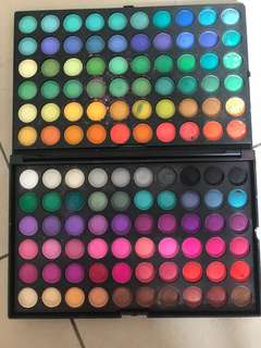 Pre Loved Make up | Pallete Eyeshadow and Lipstick