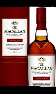 收Macallan Classic Cut
