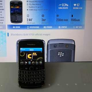 Blackberry Bold 9700 淨機