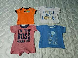 0 to 3 Months Baby Boy Clothes