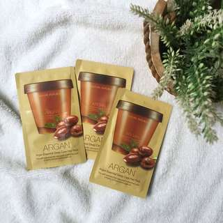 NATURE REPUBLIC Argan Hair Essential Deep Care Hair Pack