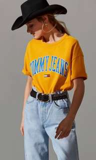 降價!二手正品🌹Tommy Jeans 經典短袖