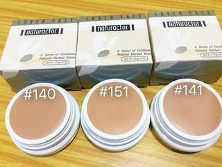 Authentic NATURACTOR Concealer Foundation