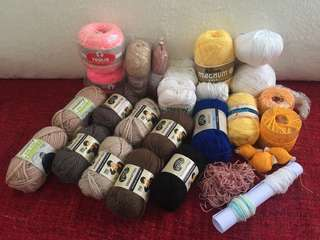 20+ Yarns Grab Bag!