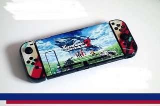 NintendoSwitch Xenoblade Chronicle Hard Casing  !