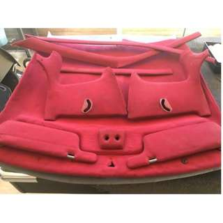 ROOF LINING FOR CAR