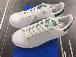 Adidas Stan Smith 經典白綠