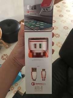LDNIO 2-USB plug