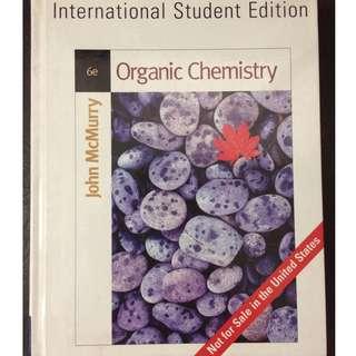 Organic Chemistry by John McMurry