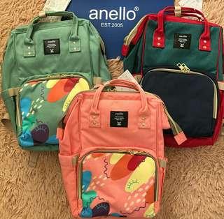 Anello Diaper Bag