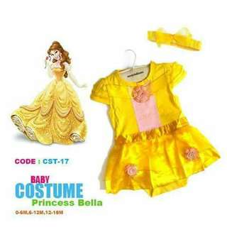 Disney Princess Baby Costume - PRINCESS BELL CST17