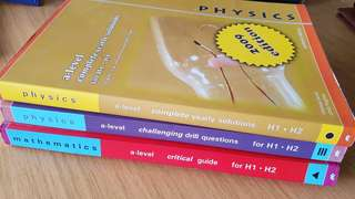 FREE A-Level Guide book