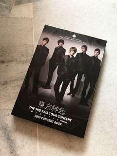 TVXQ Mirotic Concert Book