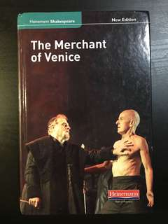 The Merchant of Venice (Hardcover)
