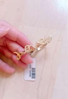 金色戒指✨💕