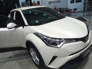 Toyota CHR 1.8 Automatic