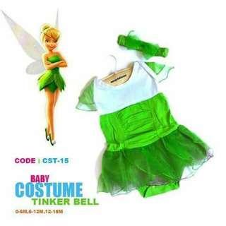 Disney Princess Baby Costume - TINKERBELL CST15