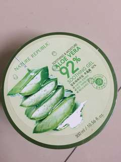 Nature republic aloe vera gell