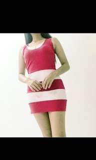 Slim Skirt Dress