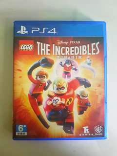 PS4 LEGO The Incredibles
