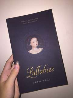 100% Original Lullabies by Lang Leav