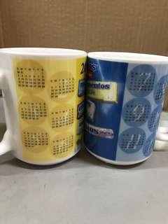 Vintage Mentos Mug (1 set)