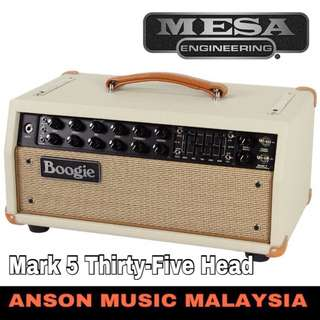 Mesa Boogie Mark 5 Thirty Five Head, Cream Bronco