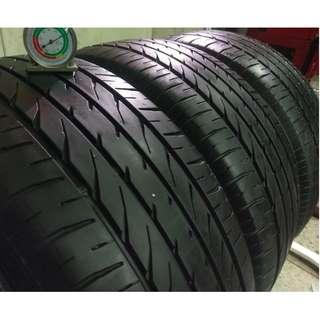 215/50/17 TOYO 日本製 2016年份 改圈升級拆車輪胎 胎深約5.5-6mm 四條一組 無變形