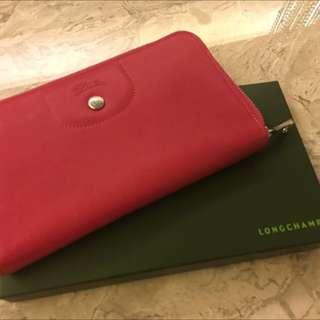 NEW Longchamp Wallet
